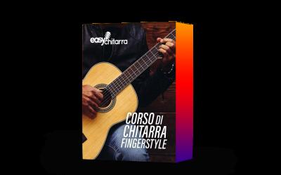 Corso Chitarra Fingerstyle