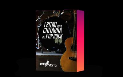 I ritmi della Chitarra nel Pop Rock