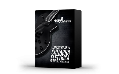 Corso Base Chitarra Heavy Metal